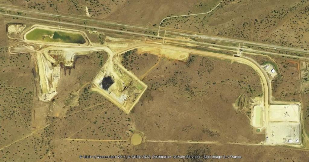 Jax Pit - Google Earth